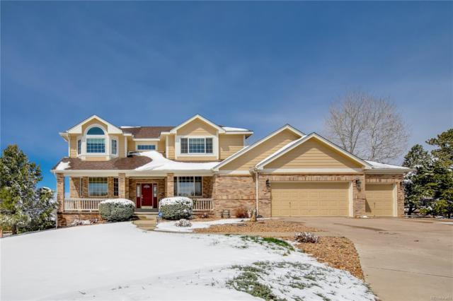 6971 Ashley Court, Parker, CO 80134 (#2250723) :: Compass Colorado Realty