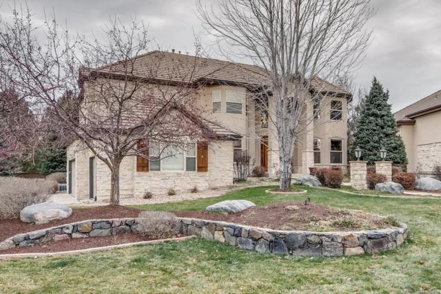 9310 E Hidden Hill Court, Lone Tree, CO 80124 (#2250910) :: The HomeSmiths Team - Keller Williams