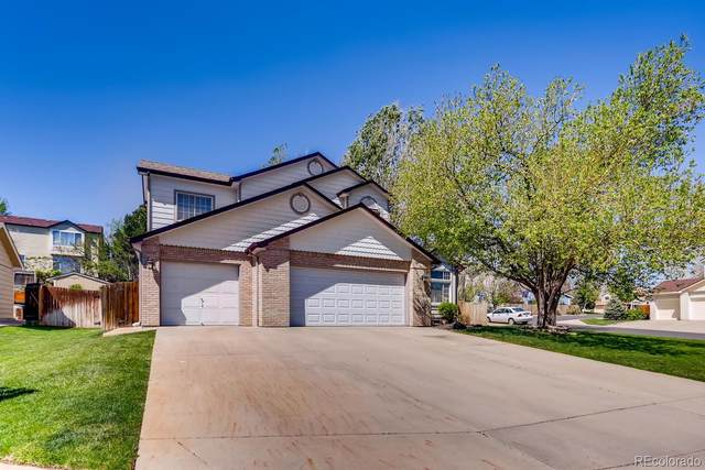 5252 S Genoa Way, Centennial, CO 80015 (#2251574) :: Bring Home Denver with Keller Williams Downtown Realty LLC