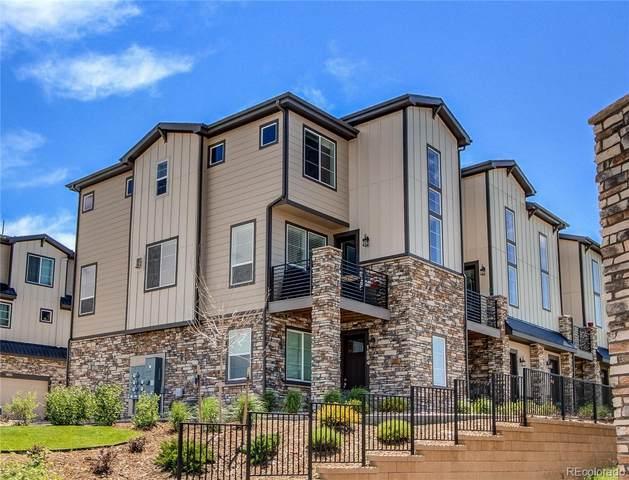 1594 Castle Creek Circle, Castle Rock, CO 80104 (#2251970) :: Finch & Gable Real Estate Co.