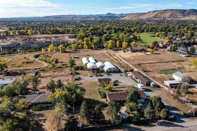 15550 W 72nd Avenue, Arvada, CO 80007 (#2252151) :: The DeGrood Team