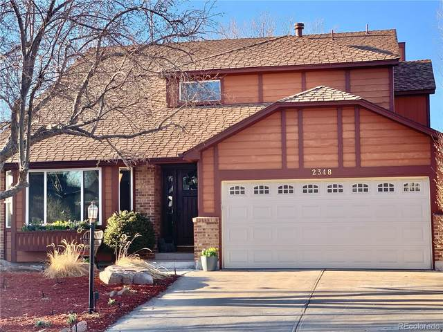 2348 W 118th Avenue, Westminster, CO 80234 (#2253170) :: The DeGrood Team