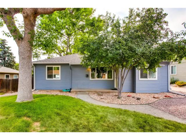 2765 S Garfield Street, Denver, CO 80210 (MLS #2253384) :: 8z Real Estate