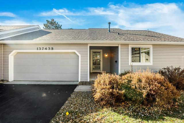 13743 E Marina Drive B, Aurora, CO 80014 (#2253591) :: 5281 Exclusive Homes Realty
