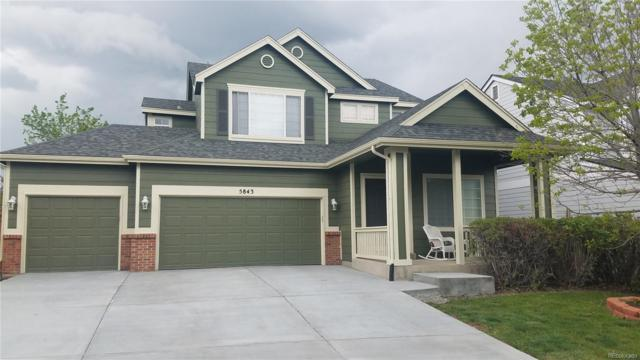 5843 E Monument Drive, Castle Rock, CO 80104 (#2253694) :: The HomeSmiths Team - Keller Williams