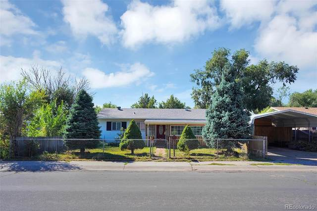 1131 Florence Avenue, Colorado Springs, CO 80905 (MLS #2253746) :: Clare Day with Keller Williams Advantage Realty LLC