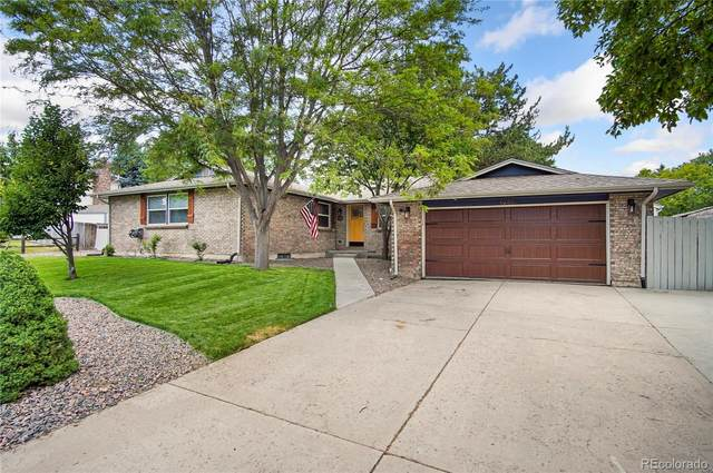 6285 S Chase Street, Littleton, CO 80123 (MLS #2253820) :: 8z Real Estate