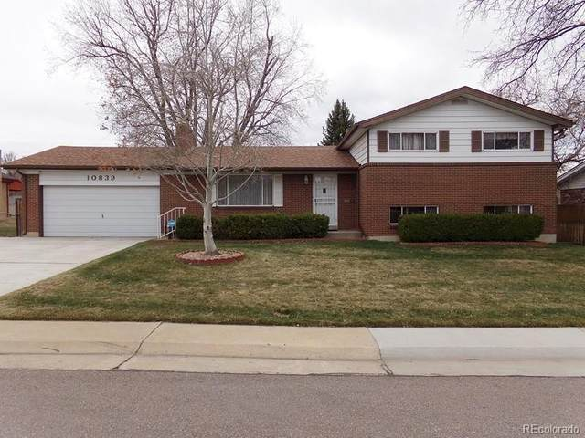 10839 Brewer Drive, Northglenn, CO 80234 (#2253989) :: The Griffith Home Team