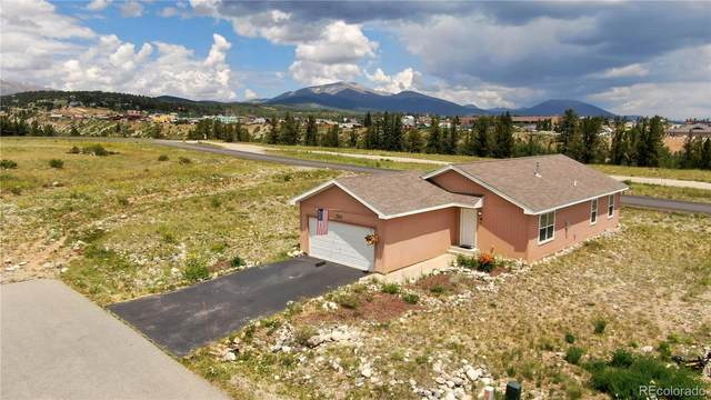 720 Trout Creek Drive, Fairplay, CO 80440 (#2254058) :: Venterra Real Estate LLC