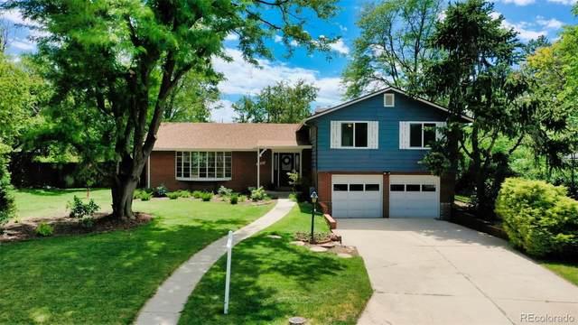 3401 S Akron Street, Denver, CO 80231 (#2254230) :: Mile High Luxury Real Estate