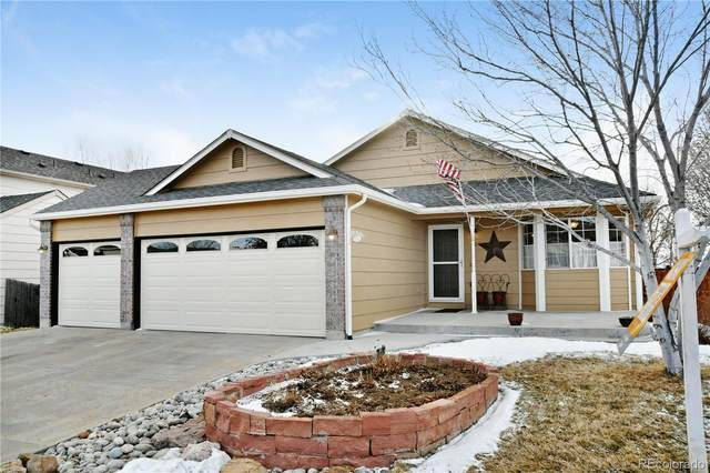 411 S 24th Avenue, Brighton, CO 80601 (#2255025) :: My Home Team