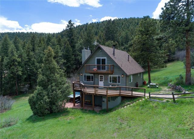 19286 Fox Den Way, Morrison, CO 80465 (#2255365) :: James Crocker Team