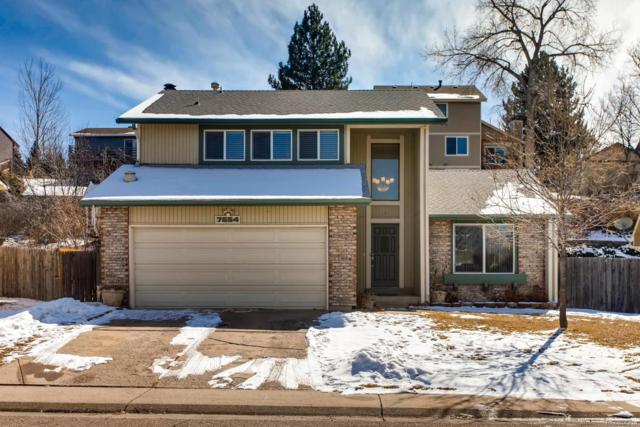 7654 W Ontario Place, Littleton, CO 80128 (#2255454) :: The HomeSmiths Team - Keller Williams