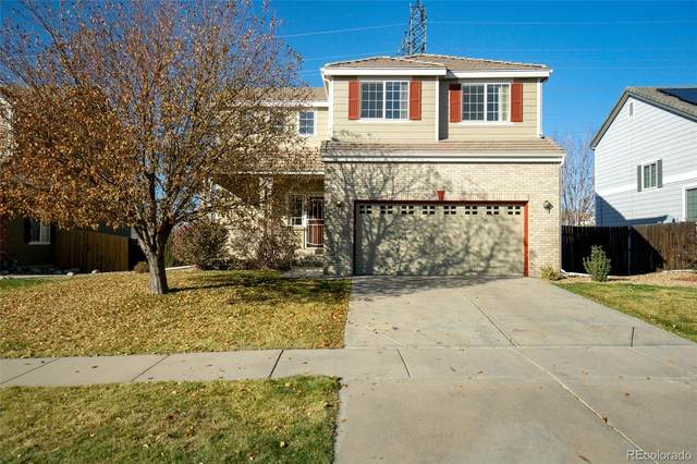 18534 E Vassar Drive, Aurora, CO 80013 (MLS #2255763) :: The Sam Biller Home Team