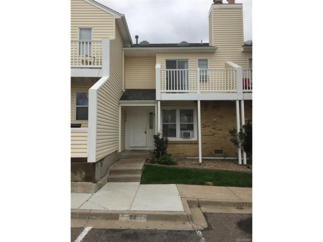 17256 E Ford Drive, Aurora, CO 80017 (MLS #2256513) :: 8z Real Estate