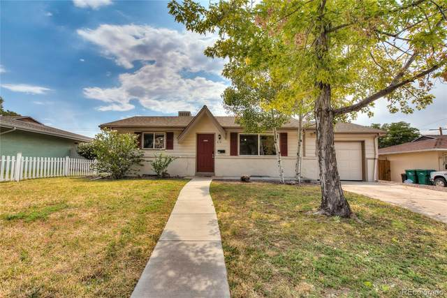 810 Essex Drive, Denver, CO 80229 (#2256524) :: The Brokerage Group