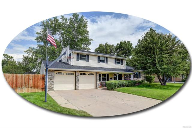 6990 S Harrison Street, Centennial, CO 80122 (MLS #2257305) :: 8z Real Estate