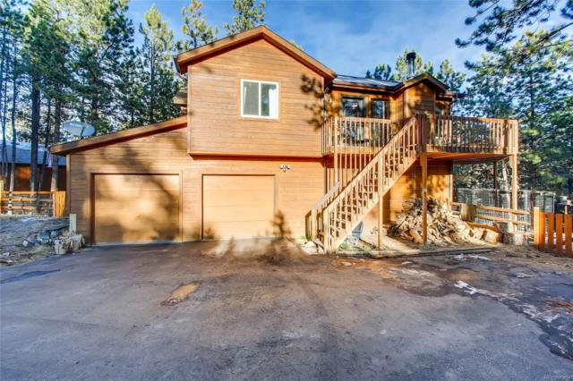 13876 S Cypress Street, Pine, CO 80470 (MLS #2257736) :: 8z Real Estate