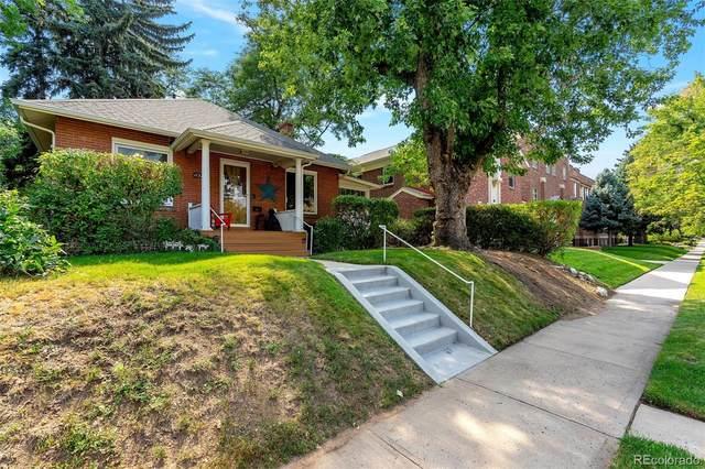 1152 S Josephine Street, Denver, CO 80210 (#2258078) :: milehimodern