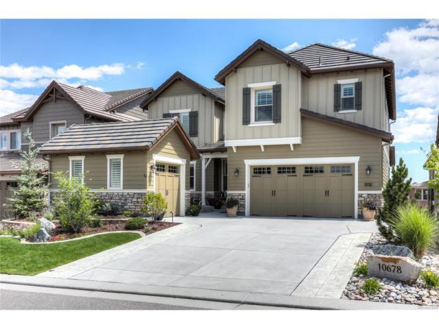 10678 Skydance Drive, Highlands Ranch, CO 80126 (MLS #2258236) :: 8z Real Estate