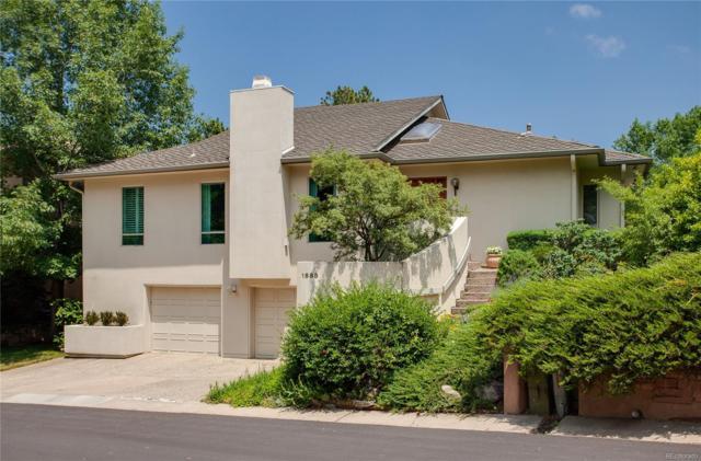 1685 E Cedar Avenue, Denver, CO 80209 (#2258265) :: Bring Home Denver