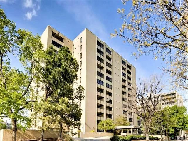 800 Pearl Street #302, Denver, CO 80203 (#2258538) :: Berkshire Hathaway HomeServices Innovative Real Estate