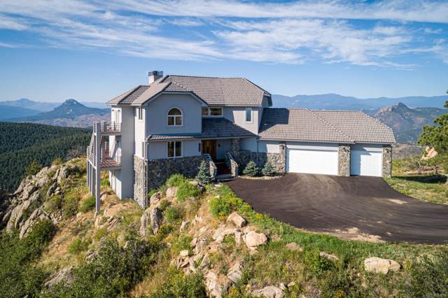 14440 Eagle Vista Drive, Littleton, CO 80127 (#2258616) :: The Griffith Home Team