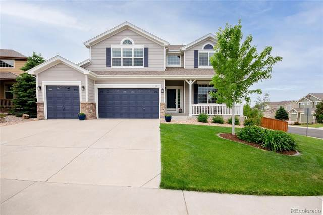 1007 Orion Way, Castle Rock, CO 80108 (#2258880) :: The Griffith Home Team