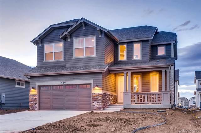 3105 Lake Helen Boulevard, Mead, CO 80542 (#2258929) :: Briggs American Properties