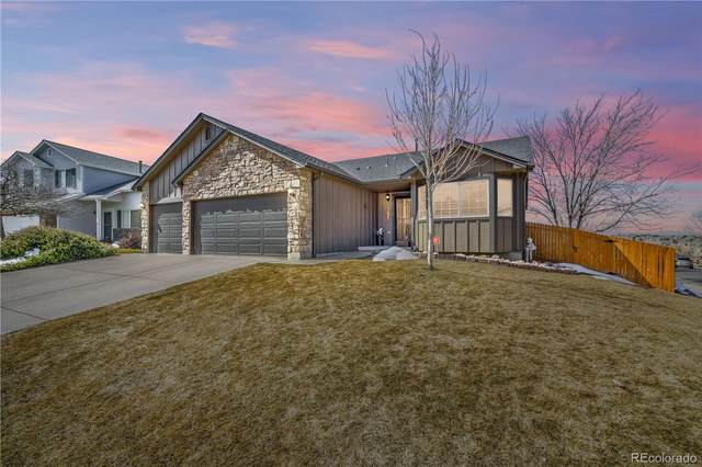 5429 S Nepal Court, Centennial, CO 80015 (#2259596) :: My Home Team