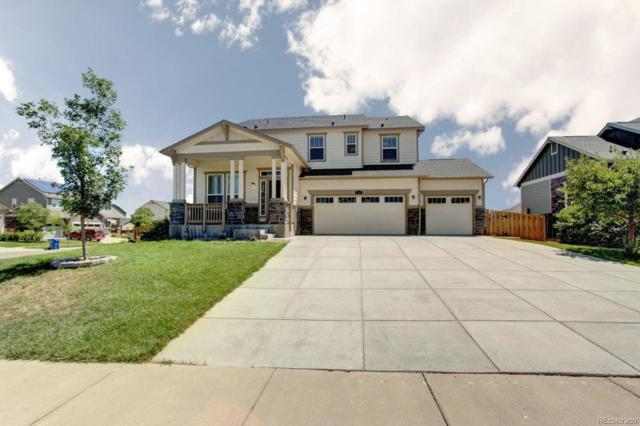 238 N Muscadine Court, Aurora, CO 80018 (#2259674) :: The Pete Cook Home Group