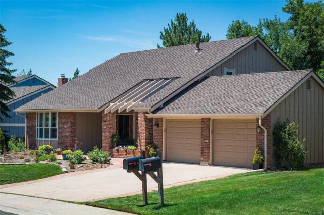 8845 E Phillips Place, Centennial, CO 80112 (#2260204) :: The Pete Cook Home Group