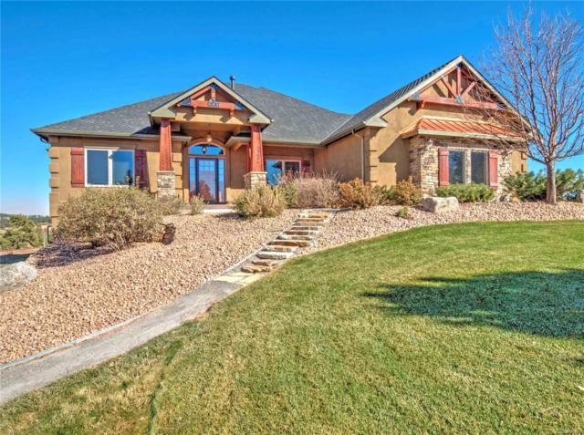 17820 Pioneer Crossing, Colorado Springs, CO 80908 (#2260393) :: The Peak Properties Group