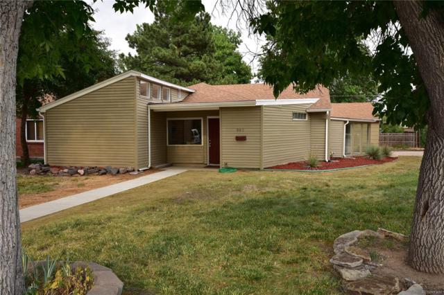 960 Elm Street, Denver, CO 80220 (#2260474) :: My Home Team