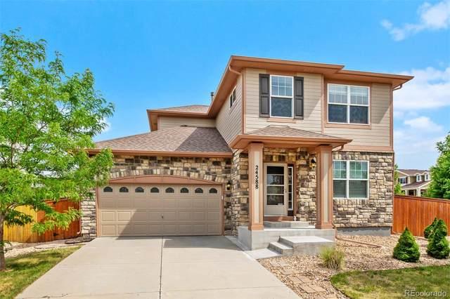 24588 E Layton Place, Aurora, CO 80016 (#2260680) :: Kimberly Austin Properties