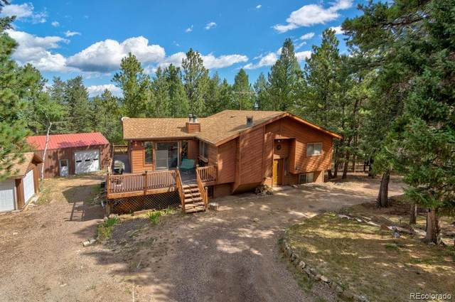 137 Mount Bailey Drive, Bailey, CO 80421 (#2260877) :: Own-Sweethome Team