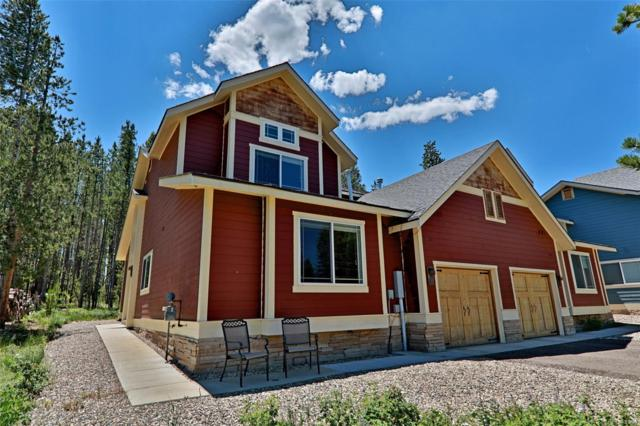 924 County Road 8 #4, Fraser, CO 80442 (#2260925) :: My Home Team