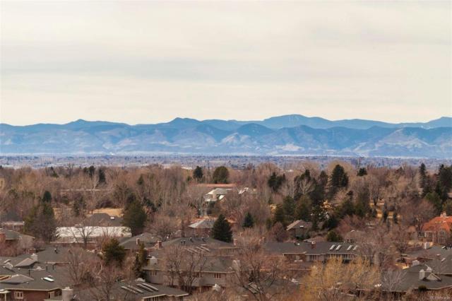 3131 E Alameda Avenue #1006, Denver, CO 80209 (#2260985) :: The Peak Properties Group