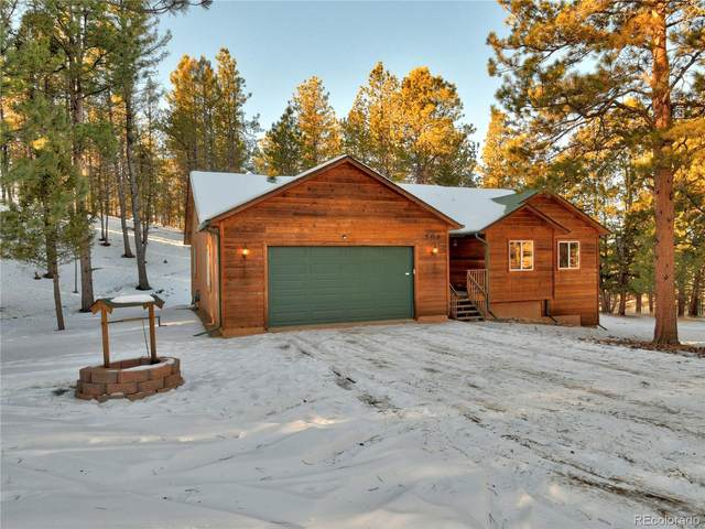506 Midnight Lane, Florissant, CO 80816 (#2261022) :: HomeSmart