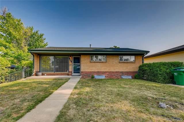 3737 W 85th Avenue, Westminster, CO 80031 (#2261054) :: Symbio Denver