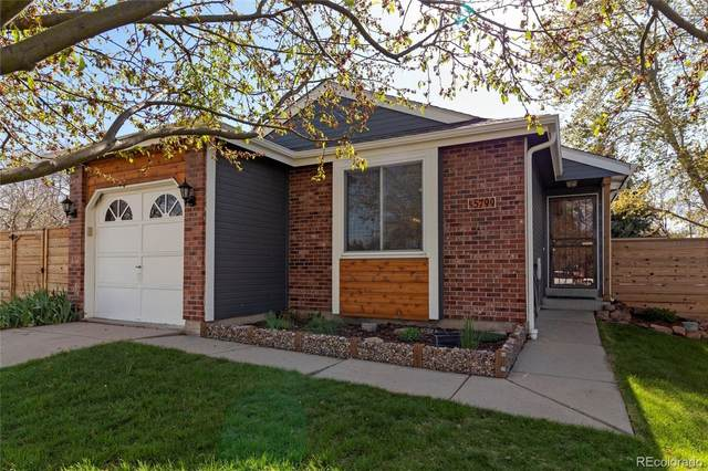 5799 W 76th Drive, Arvada, CO 80003 (#2261202) :: The Peak Properties Group