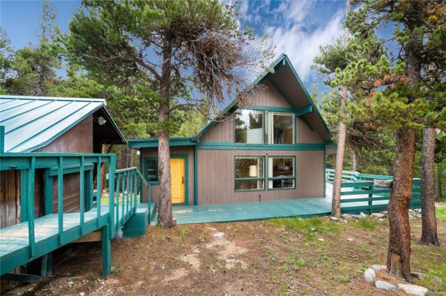 718 Silver Creek Road, Idaho Springs, CO 80452 (#2261795) :: 5281 Exclusive Homes Realty