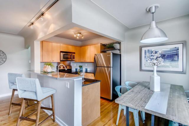636 Washington Street #102, Denver, CO 80203 (#2261875) :: The HomeSmiths Team - Keller Williams