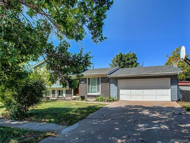2884 E 97th Avenue, Thornton, CO 80229 (#2262931) :: HomeSmart Realty Group