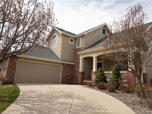 2424 W 107th Drive, Westminster, CO 80234 (#2263030) :: Venterra Real Estate LLC