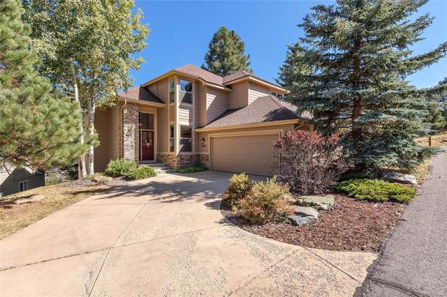 3440 Box Elder, Evergreen, CO 80439 (#2263198) :: Berkshire Hathaway Elevated Living Real Estate