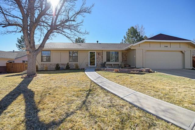 7368 S Kit Carson Street, Centennial, CO 80122 (#2263313) :: The Peak Properties Group