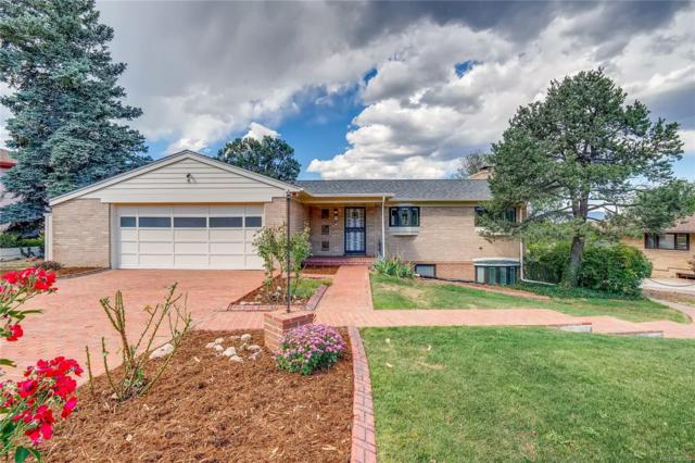 39 Hillside Drive, Wheat Ridge, CO 80215 (#2263347) :: Wisdom Real Estate