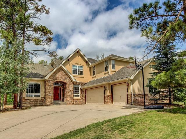 1120 Cochetopa Drive, Larkspur, CO 80118 (MLS #2263531) :: 8z Real Estate