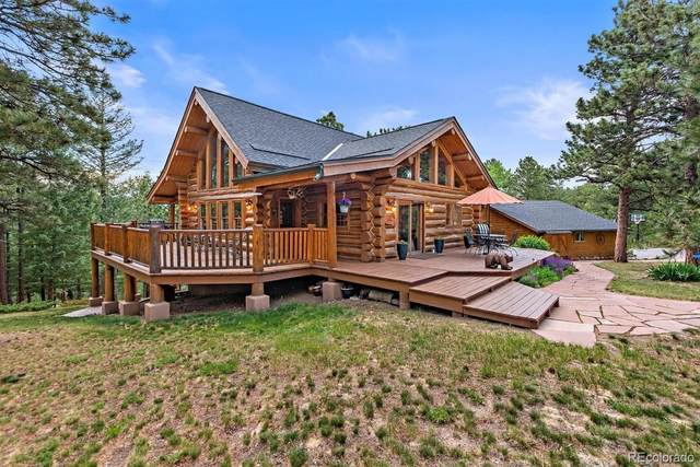 7455 Ridge Crest Lane, Morrison, CO 80465 (#2263909) :: Berkshire Hathaway Elevated Living Real Estate